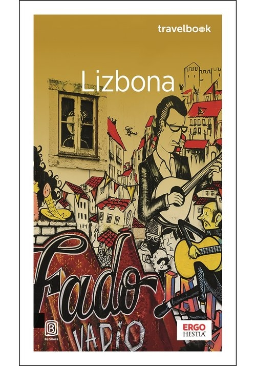 Lizbona Travelbook Gierak Krzysztof