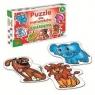 Puzzle dla maluszków: Zwierzątka (0535)