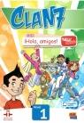 Clan 7 con Hola amigos 1 Podręcznik + kod dostępu online