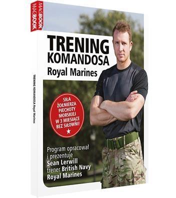 Trening Komandosa Royal Marines Lerwill Sean