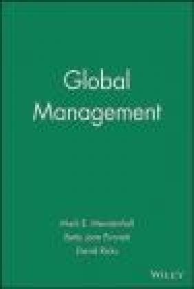 Global Management Mark E. Mendenhall, David A. Ricks, Betty Jane Punnett