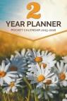 2 Year Planner Pocket Calendar 2015-2016