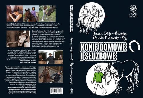 Konie domowe i służbowe Stojer-Polańska Joanna, Piniewska-Róg Danuta