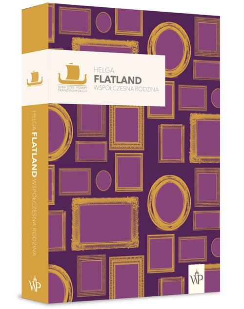 Współczesna rodzina Flatland Helga