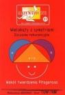 Miniatury matematyczne 31 Wielokąty z symetriami Zliczanie rekurencyjne Wokół twierdzenia Pitagorasa