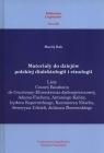 Materiały do dziejów polskiej dialektologii i etnologii