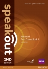 Speakout 2ed Advanced Flexi 1 Coursebook