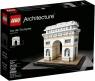 Lego Architecture: Łuk Triumfalny (21036) Wiek: 12+