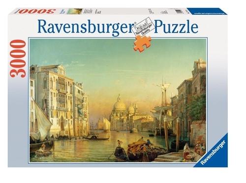 Puzzle Wenecja Canale Grande 3000 (RAP170357)