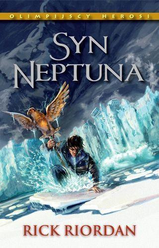 Syn Neptuna Olimpijscy herosi Riordan Rick