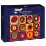 Puzzle 1000: Kolory, Kandinsky (60035)