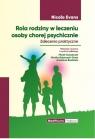 Rola rodziny w leczeniu osoby chorej psychicznie
