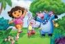 Dora z przyjaciółmi Puzzle Maxi 20
