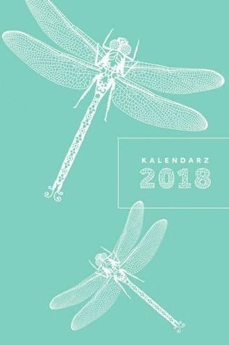 Kalendarz 2018 Narcissus Gee Ważka