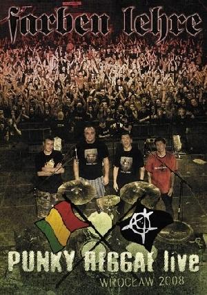 Punky Reggae Live - Wrocław 2008 (Digipack) (DVD)