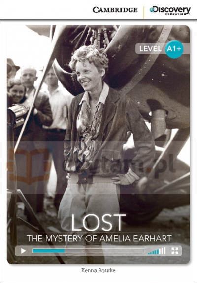 CDEIR A1+ Lost: The Mystery of Amelia Earhart Kenna Bourke