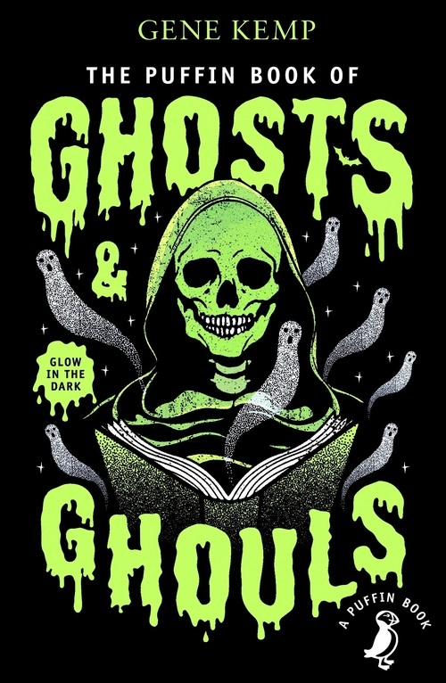 The Puffin Book of Ghosts And Ghouls Kemp Gene