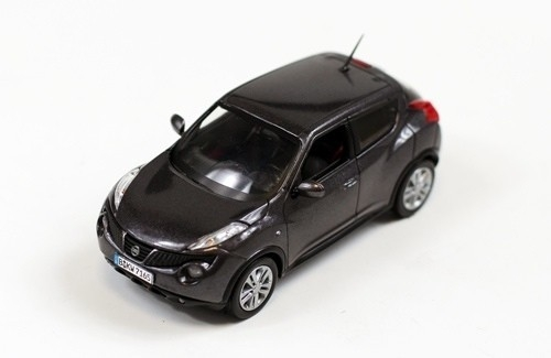 Nissan Juke 2011 (grey)