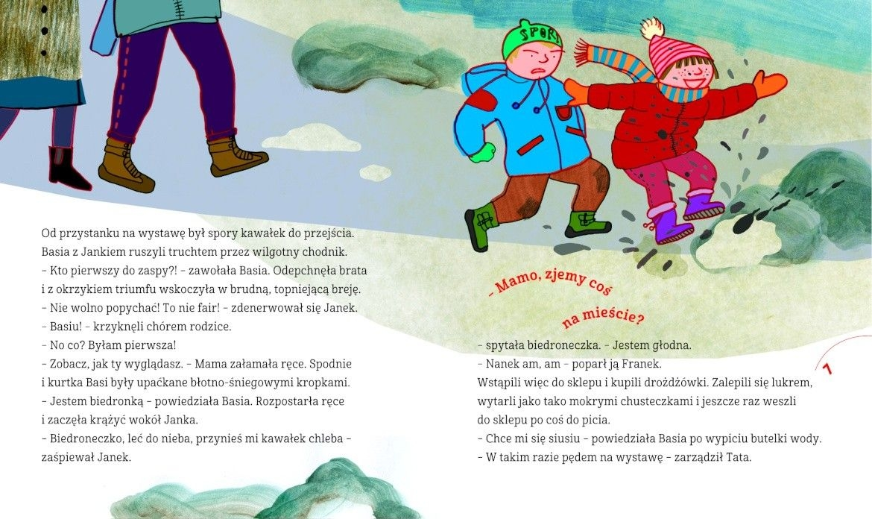 Basia i wolność - 225 rocznica konstytucji Stanecka Zofia Oklejak Marianna