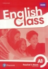 English Class A1 TB + 2CD + DVD PEARSON Catherine Bright