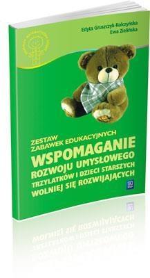 Zestaw zabawek edukacyjnych Gruszczyk-Kolczyńska Edyta, Zielińska Ewa