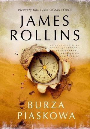 Burza piaskowa Rollins James