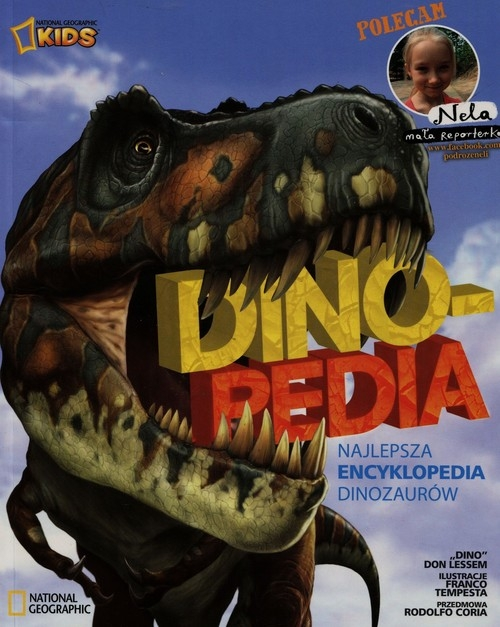 Dinopedia Lessem Don