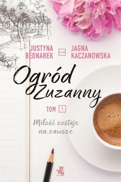 Ogród Zuzanny Justyna Bednarek, Jagna Kaczanowska