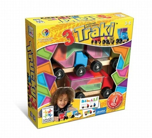 Smart 3 Traki (00135)