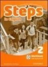 Steps In English 2 Workbook and student's audio CD Pack