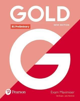 Gold B1 Preliminary 2018 Exam Maximiser noKey