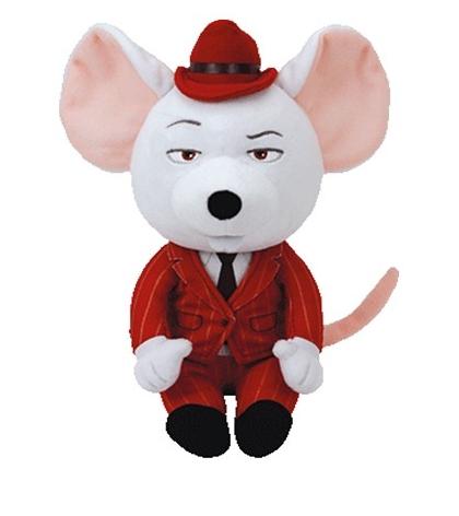 Maskotka Beanie Babies Myszka Mike Śpiewaj!(Sing) (TY 41235)