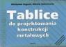 Tablice do projektowania konstrukcji metalowych Bogucki Władysław, Żyburtowicz Mikołaj