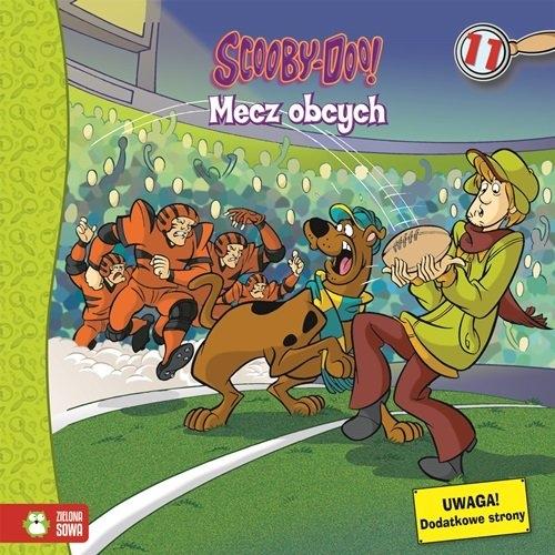 Scooby-Doo! 11 Mecz obcych