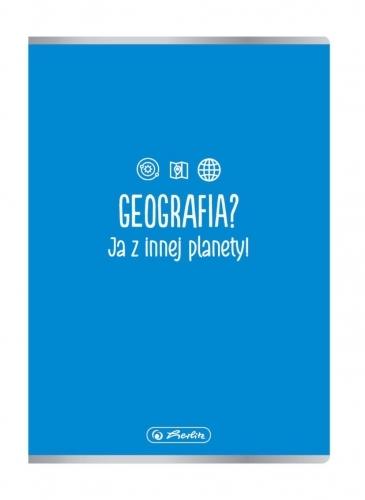 Zeszyt A5/60k kratka - Geografia (9577354)
