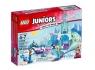 Lego Junior Plac zabaw Anny i Elsy Kraina Lodu (10736)
