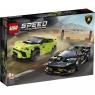 Lego Speed Champions: Lamborghini Urus ST-X i Lamborghini Huracán Super Trofeo