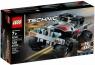 Lego Technic: Monster truck złoczyńców (42090)