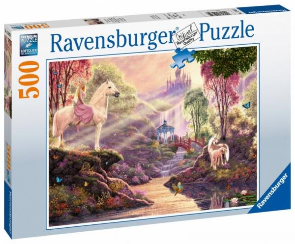 Puzzle 500: Magia rzeki (150359)