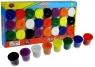 Duży zestaw z ciastoliną 24 kubeczki mix kolorów