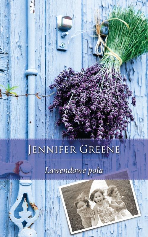 Lawendowe pola Greene Jennifer