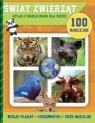 100 naklejek. Świat zwierząt praca zbiorowa
