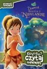 Dzwoneczek i bestia z Nibylandii Opowieść filmowa (07359) Koloruj Czytaj
