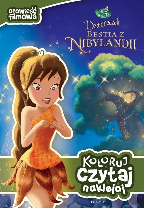 Dzwoneczek i bestia z Nibylandii Opowieść filmowa (07359)