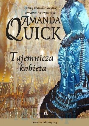 Tajemnicza kobieta Quick Amanda