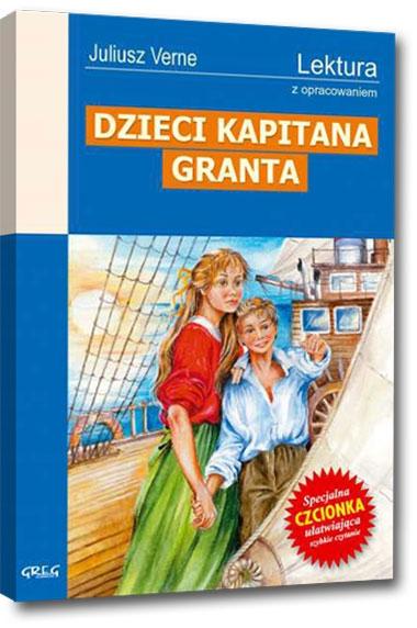 Dzieci kapitana Granta Juliusz Verne