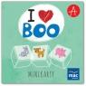 I love Boo. Język angielski poziom A. Minikarty