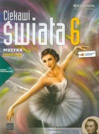 Ciekawi świata 6 Muzyka Podręcznik Górska-Guzik Justyna
