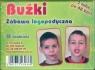 Buźki Zabawa logopedyczna 2 talie kart