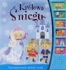 Królowa Śniegu Książeczka dźwiękowa